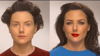 Elizabeth Taylor Make-up Tutorial ft Sali Hughes | Charlotte Tilbury