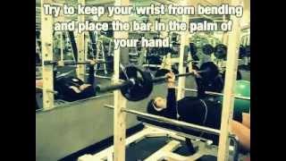 5x5 Training Workout A