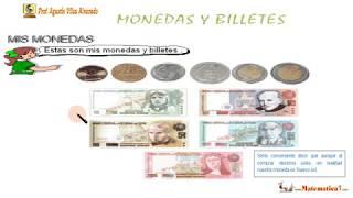 Monedas Y Billetes Del Perú En Matemáticas Youtube