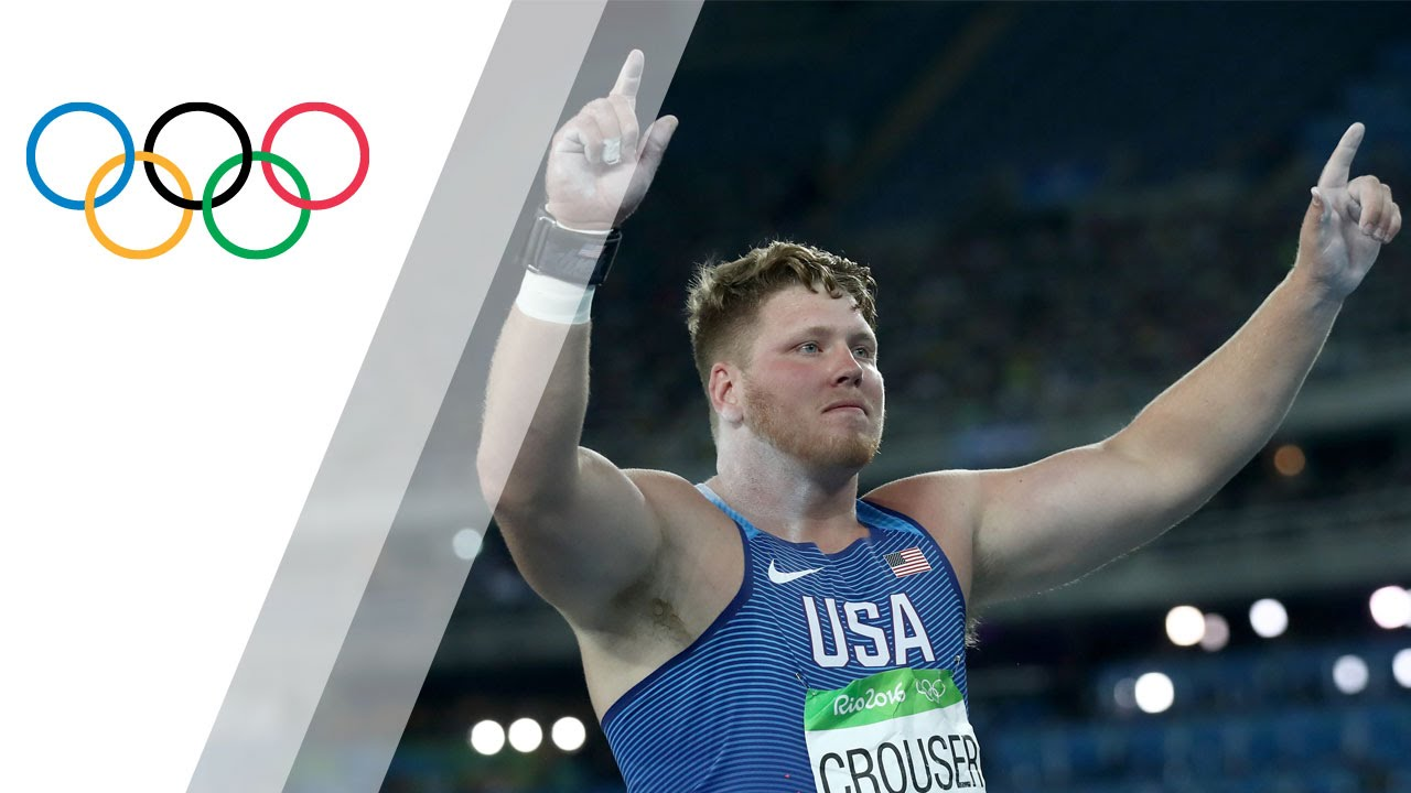 Ryan Crouser wins Shot Put gold with an Olympic Record