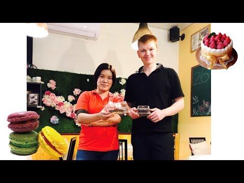 Alexis在新竹開了一間 法國甜點店(上)