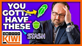 Robinhood vs Acorns vṡ Stash Invest 2021: What Is the Best Investing App This Year? 🔶 FUNDS S2•E9