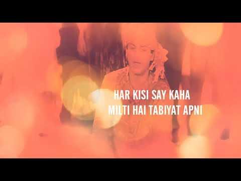 Dil ki tanhai ko Lyrics 30sec whatsapp