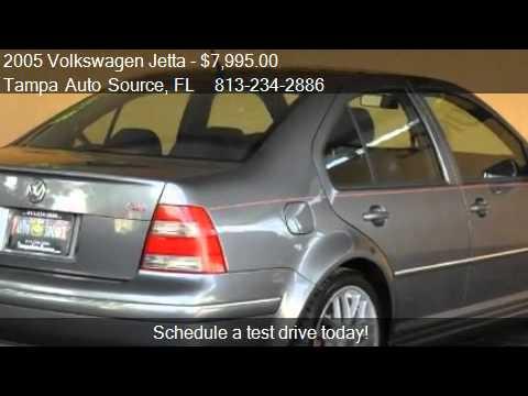 2005 Volkswagen Jetta GLI 1.8T - for sale in Tampa, FL 33604