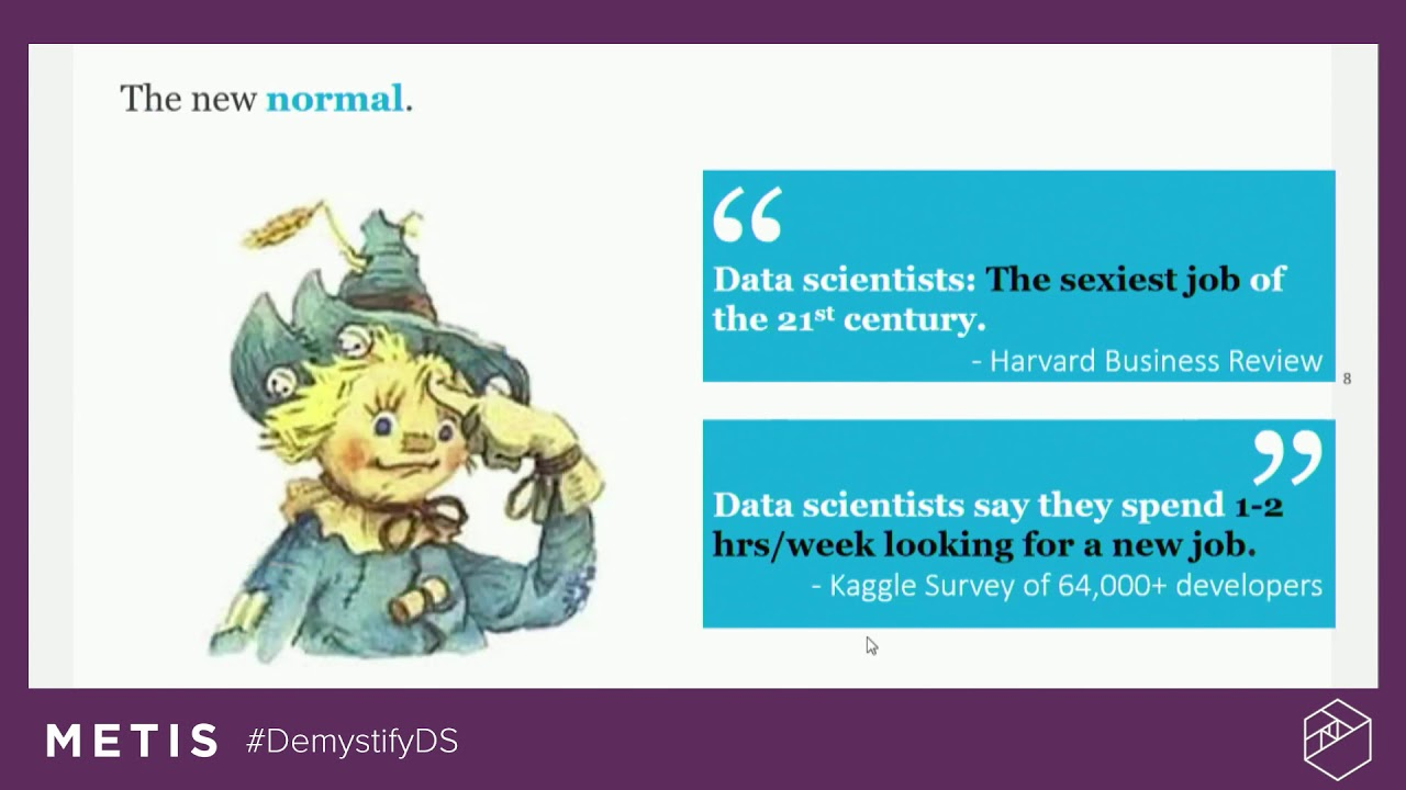 Demystifying Data Science Recordings | Metis