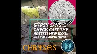 Hot New Lending ICO's Chrysos & How to invest in the ICO , &  Lendexcoin update