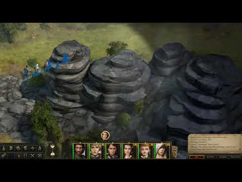 Pathfinder: Kingmaker - A Feast of Feasts - #1 Problem Linzi has a suggestion (bugged) |