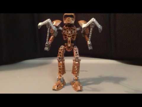 Toa Onewa 2004 Bionicle Toa Metru Review