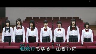 5月27日公開、虹のコンキスタドール主演映画『聖ゾンビ女学院』より劇中...