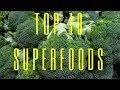 Top 10 Superfoods  -  Lose Weight and Live Longer