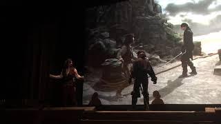 Princess Bride shadow cast-The duel