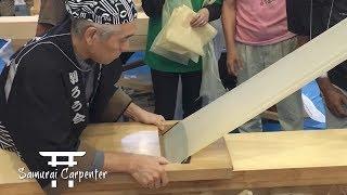 Samurais First Time  N Japan Kezuroukai Planing Competition
