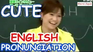 Funny & Cute Japanese girls in English class - Weird Japan