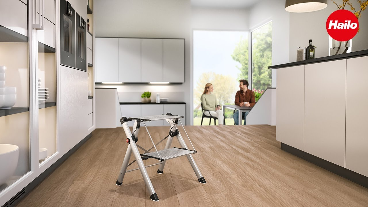hailo mk80 comfortline mini comfort youtube. Black Bedroom Furniture Sets. Home Design Ideas