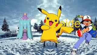 Phim hoạt hình Bắt Pokemon Sun and Moon Tập 1 Mùa đông ấm