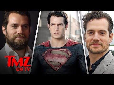 Henry Cavill's Stache Is Causing Problems  TMZ TV