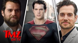 Henry Cavill's Stache Is Causing Problems | TMZ TV