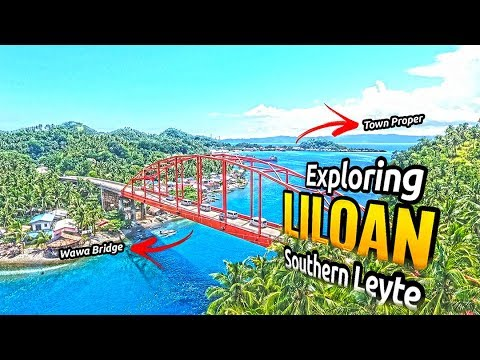 Exploring Liloan Southern Leyte // We found the best WHITESAND Beaches