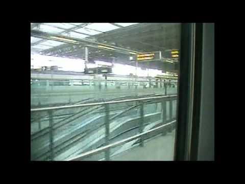 Oxford/London/Paris by train
