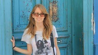 Aniko Villalba, mochilera y Nómada digital