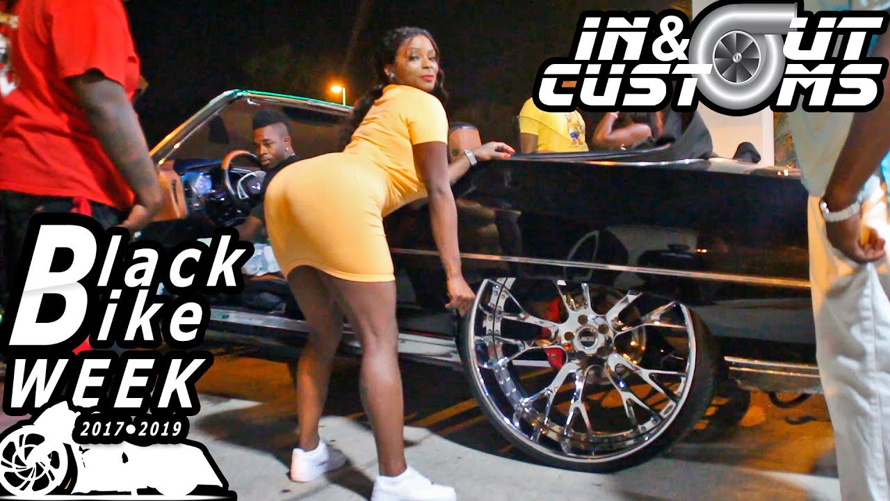 BLACK BIKE WEEK DVD Ft. Donkmaster & Country C (Memorial Day 2017 / 2019)