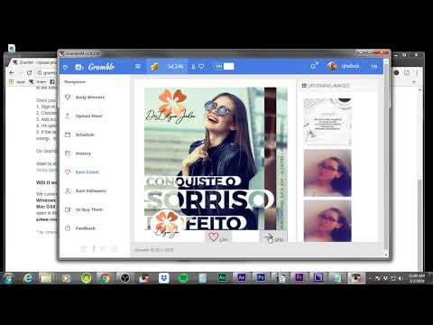 How To Post To Instagram With PC or Mac | Gramblr Tutorial 2018