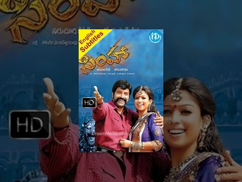 Simha Telugu Full Movie || Balakrishna,...