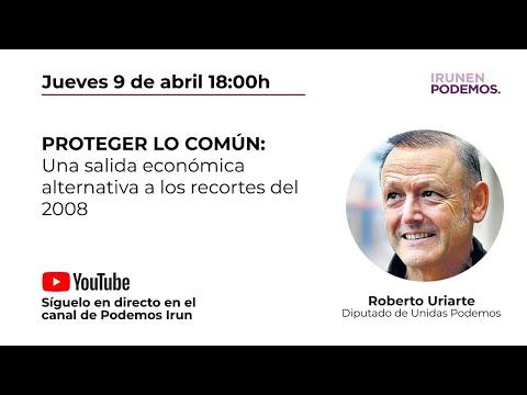 Proteger lo común: una salida económica alternativa a los recortes del 2008 I Roberto Uriarte