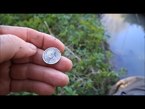 Thumbnail: Metal Detecting: First Water Hunt Garrett AT Max - Russia