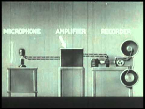 Sound Recording and Reproduction 1943 (Sound on Film) - Remastered