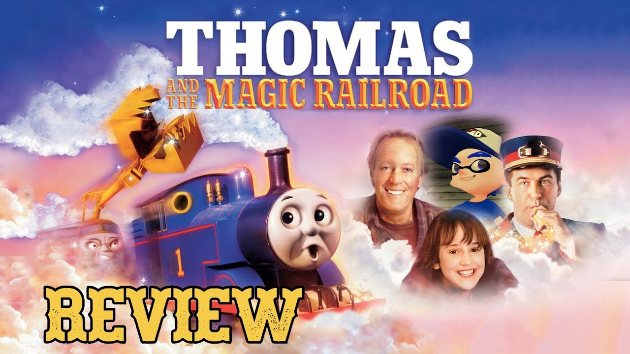 Thomas and the Magic Railroad Review [Part 1]
