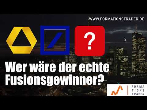 Commerzbank-Deutsche Bank-Fusion: Wer ist der echte Gewinner? Teil 1