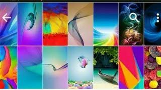 Samsung মোবাইলের HD Wallpaper ব্যাবহার করুন আপনার মোবাইলে!!