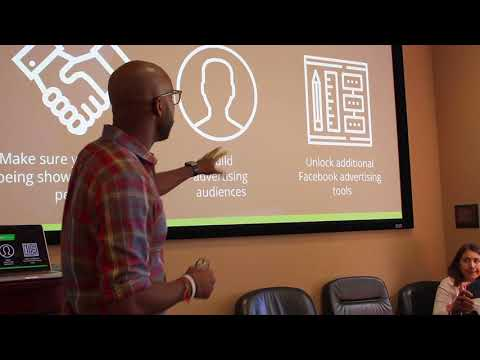 University of Miami Digital Marketing Presentation