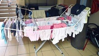ВЫ тоже сушите одежду В КОМНАТЕ? Прекратите это делать!!