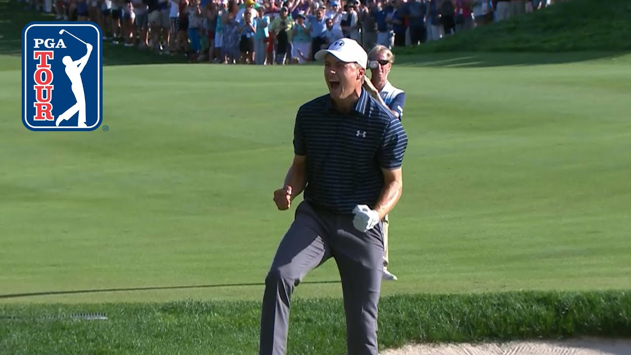 Jordan Spieth puts together incredible finish to win British Open