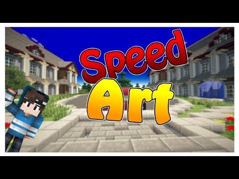 Minecraft Banner Speedart