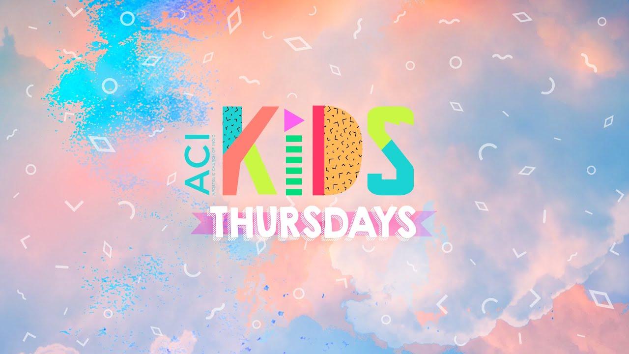 ACI Kids 9/24/20 Bible Lesson 22