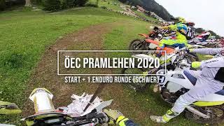 ÖEC Pramlehen 2020 Endurorunde Onboard