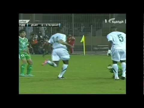 Iraq vs KSA 2013 Gulf Cup 01-06-2013