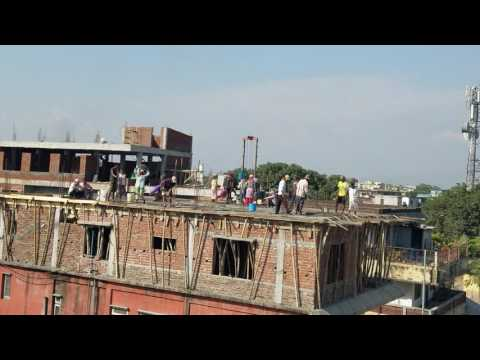Nepal construction