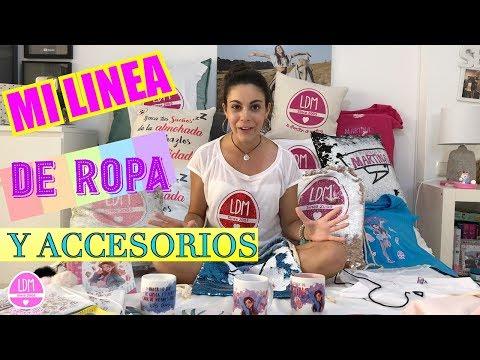 MI LINEA DE ROPA !!! Todos mis productos oficiales / LA DIVERSION DE MARTINA