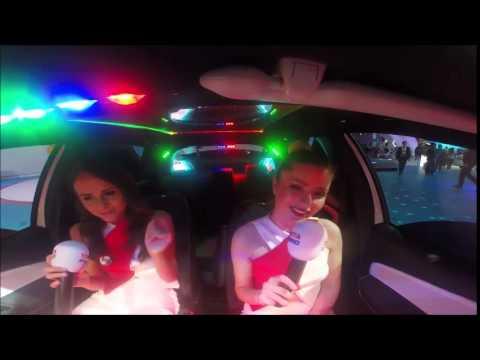 İstanbul Autoshow 2015 Toyota Hybrid Karaoke Deneyimi