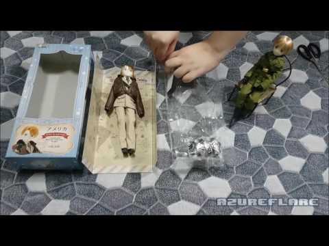Hetalia - America Azone Doll UNBOXING [APH]