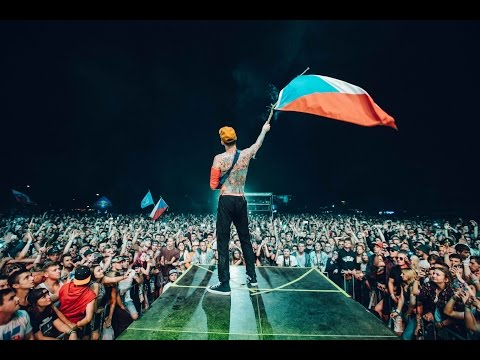 Machine Gun Kelly - Alpha Omega ( Live in Czech Republic )
