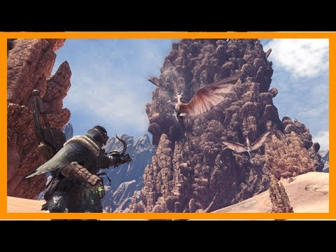 [Gamers News] Monster hunter: world trailers show off a gorgeous environment and new creatures