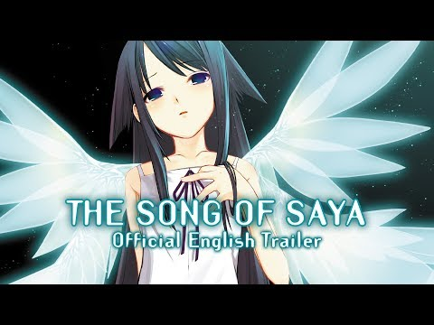 Deeply messed-up visual novel Saya no Uta is coming to Steam | PC Gamer