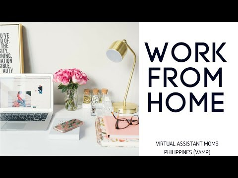 Virtual Assistant Moms Philippines (Work From Home, Online Jobs Training) - Freelancer WAHM