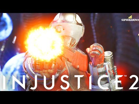2.5 HEALTH COMEBACK WITH EPIC DEADSHOT! - Injustice 2