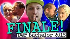 Bachelor (2015): Miese Liebes-Lüge im FINAL-Date (Caro, Liz & Oliver)